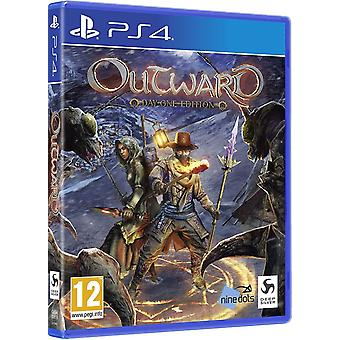 Outward PS4 Game (Release Date: 26-03-2019)