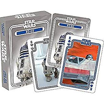Playing Card - Star Wars - R2 D2 Poker New 52641