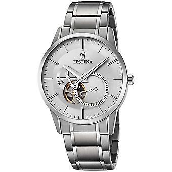 Festina F6845/1 Herren's Uhr Automatik 42mm 5 ATM