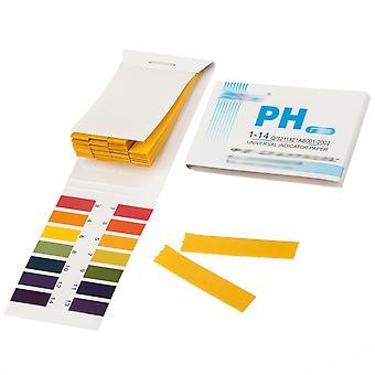 TRIXES Litmus pH 1 tot en met 14 Test papier boek 80 Strips