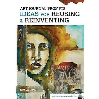 Art Journal frågar av pam carriker