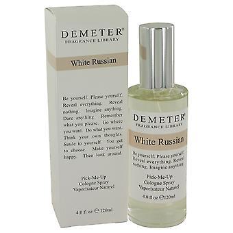 Demeter przez Demeter biały rosyjski Kolonia Spray 4 oz/120 ml (kobiety)