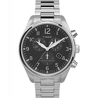 Timex TW2T70300 Waterbury Traditional Chronograph Wristwatch