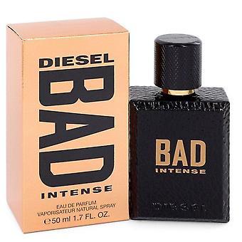 Diesel bad intense eau de parfum spray by diesel 546555 50 ml