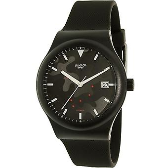 Staal SISTEM wolken Mens Watch SUTA401
