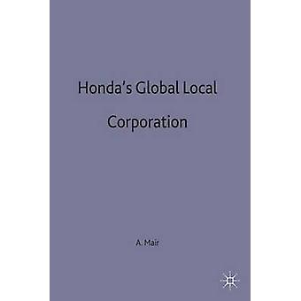 Hondas Global Location Corporation by Mair & Andrew Lecturer