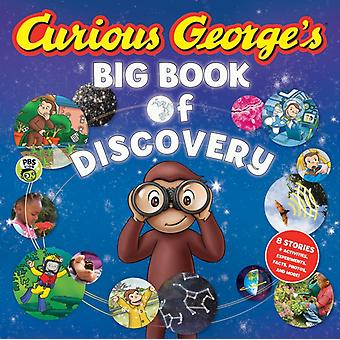 Curious Georges Big Book of Discovery by A H Rey