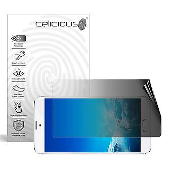 Celicious Privacy 2-Way Landscape Anti-Spy Filter Screen Protector Film Compatible with Meizu M5s