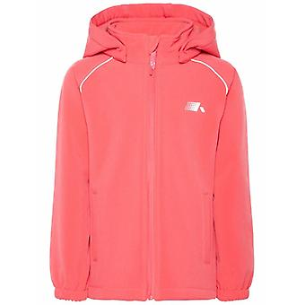 Name-It Roze Softshell Jas Alfa