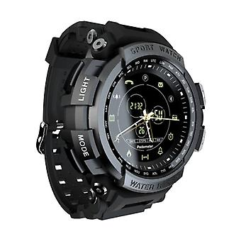 Lokmat Z2 Waterproof Sport Smartwatch Fitness Activity Tracker Smartphone Watch iOS Android iPhone Samsung Huawei Black