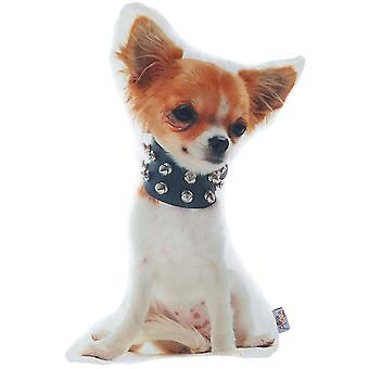 Pomerarian Dog Shape Wypełnione Poduszka, Poduszka w kształcie zwierząt