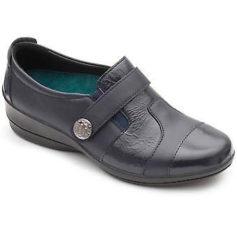 Padders supporter Womens Wedge chaussures