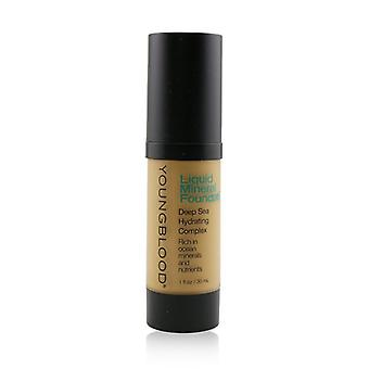 Youngblood Liquid Mineral Foundation - Doe - 30ml/1oz