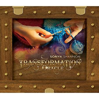 Transformation Oracle by Sonya Shannon