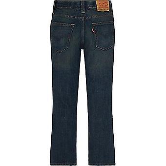 Levi's Boys 527 Bootcut Jeans, Rusted Rigid, 12 Husky