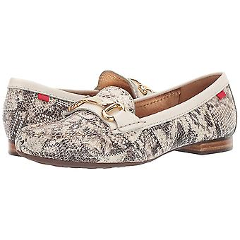 MARC JOSEPH NEW YORK Womens Leather Grand Street Loafer Driving Style