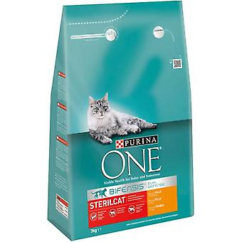 One One Sterilcat de Pollo (Cats , Cat Food , Dry Food)