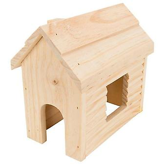 Tyrol Log Chalet Hamsters (Small pets , Cage Accessories , Maisonnettes et Tunnels)