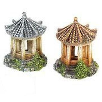 Classic For Pets Asian Temple (Fish , Decoration , Ornaments)