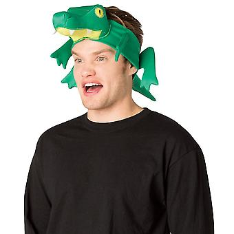 Alligator Headpiece