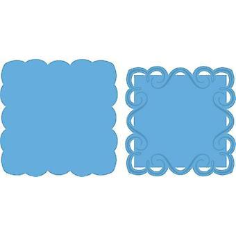 Marianne Design Creatables Cutting Dies - Elegant Square LR0310