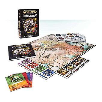 Juegos Taller Warhammer Ago de Sigmar Temporada de Tormenta de Guerra