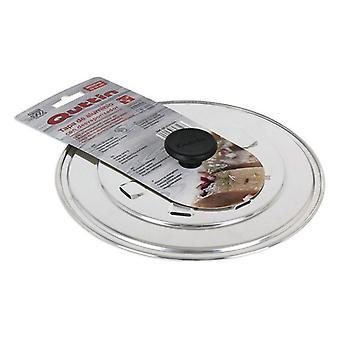 Víko pánve s parními otvory Quttin Aluminium/Ø 32 cm
