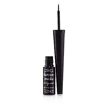 Heroine Make Impact Liquid Eyeliner Super Waterproof - # 01 Black - 2.5g/0.09oz