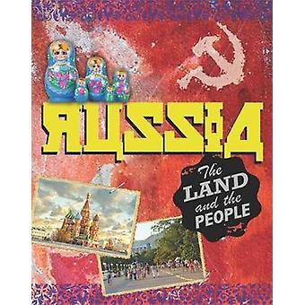 The Land and the People - Russia by Cath Senker - 9780750298155 Book