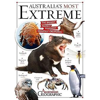 Australia's Most Extreme by Kathy Riley - 9781742456614 Book