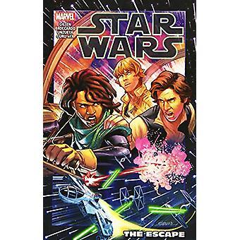 Star Wars Vol. 10 - The Escape by Kieron Gillen - 9781302914493 Book