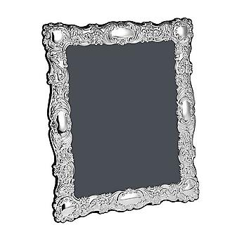 Orton West Large Detailed Photo Frame 3.5x5 - Silver