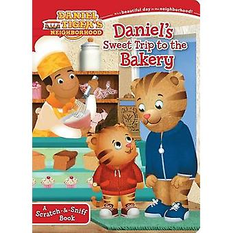 Daniel's Sweet Trip to the Bakery - A Scratch-&-Sniff Book by Maggie T