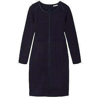 Sandwich Clothing Night Sky Fitted Jersey Dress