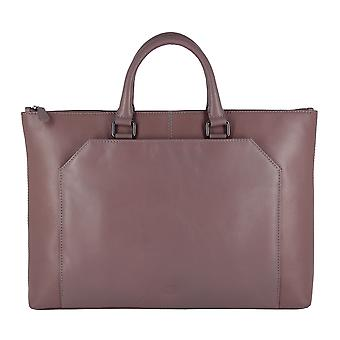 5521 DuDu Briefcases in Leather