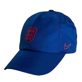 2020-2021 إنجلترا الجاف H86 كاب (الأزرق)