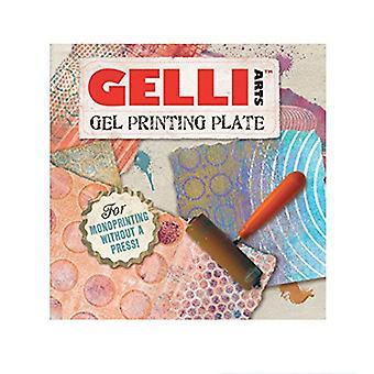 Gelli Arts - Gel Printing Plate 20.3x25.4cm