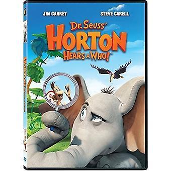 Horton hör en vem [DVD] USA import