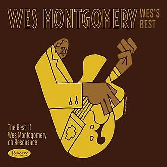 Wes's Best: The Best Of Wes Montgomery On Resonanc [CD] USA import