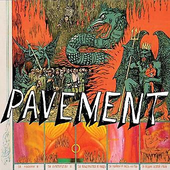 Pavement - Quarantine the Past: Greatest Hits 1989- [CD] USA import
