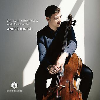 Oblique Strategies [CD] USA import