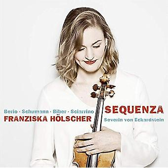 Sequenza [CD] USA import