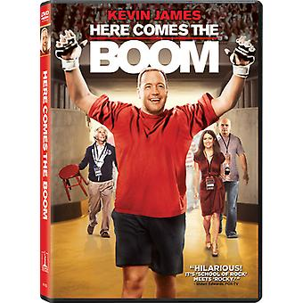 Ici vient le Boom [DVD] USA import