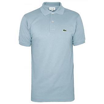 Lacoste Classic Rill Blau Polo Shirt