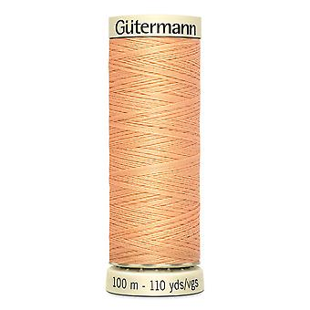 Gutermann Sew-all 100% Polyester Thread 100m Hand and Machine Colour Code  - 979