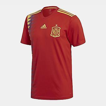 adidas Spanien Home Shirt 2018