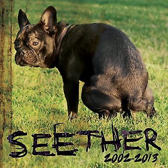 Seether - Seether: 2002-2013 [CD] USA import