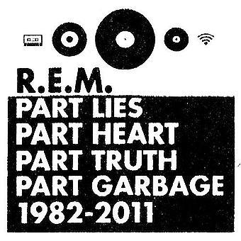 R.E.M. - R.E.M.: Part Lies Part Heart Part Truth Part Garbage: 1982 [CD] USA import