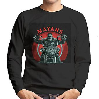 Mayans M.C. Motorcycle Club Ezekiel EZ Reyes Men's Sweatshirt