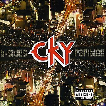 Cky - B-Sides & Rarities [CD] USA import